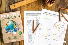 Plastiksparbuch – smarticular Body Lotion, Cover, Zero Waste, Homemade, Templates, Ideas, Household, Moisturizer