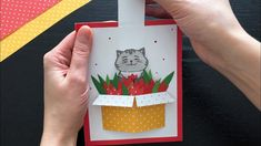 Интерактивная открытка на 8 Марта Mother's day cute card