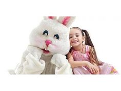 Offering children with special needs a subdued environment to participate in the Bunny Photo Experience at the Crystal Mall.