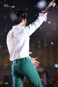 25th High1 Seoul Music Awards 160114 : Baekhyun (2/6)