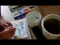 Controlling Watercolour.