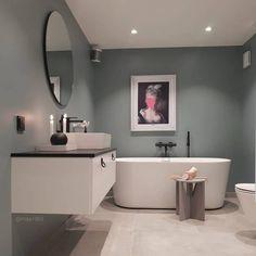 Useful Walk-in Shower Design Ideas For Smaller Bathrooms – Home Dcorz Parisian Bathroom, Modern Bathroom, Small Bathroom, Master Bathroom, Washroom, Bathroom Ideas, Shower Ideas, Bathroom Canvas, Restroom Remodel