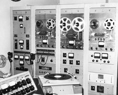 Oliver Smedley organised a raid on the Pirate Radio Station in 1964 and destroyed transmitter equipment. I am using this as another reference to that event.