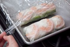 Vietnamese-Style Summer Rolls with Peanut Sauce Recipe - CHOW