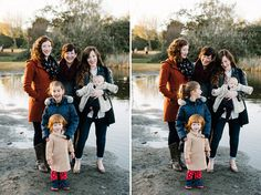 outdoor family portraits in vancouver trout lake by vancouver family photographer images by bethany