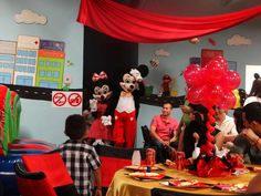 Mickey Mouse Birthday Party Ideas | Photo 2 of 28