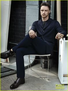 michael fassbender james mcavoy details june 2014 12 Michael Fassbender and James McAvoy look handsome as can be on their dual covers of Details magazine's June/July 2014 issue.    Here is what the X-Men: Days of…
