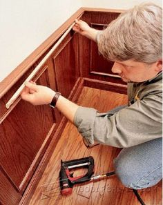 DIY Wainscotting - Wainscoting and Paneling Tips and Techniques | WoodArchivist.com