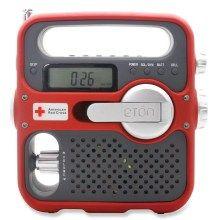 Eton American Red Cross Solarlink FR360 Radio