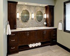 "Luxurious ""boutique hotel"" designed master bathroom"