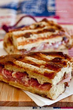 BABS (R)EVOLUTION: sandwich di panettone e..... [Loison]