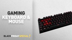 Gaming Keyboard Cyber Monday 2019 Deals - Take your pick from the best brands including Razor and Hyper X. Grab deals on your gaming keyboard at best price. Black Friday 2019, Black Friday Deals, Cyber Monday 2019, Computer Keyboard, Computer Keypad