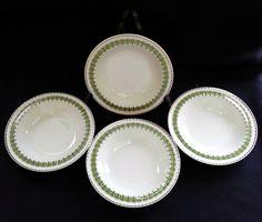 Vintage Bowls, Pie Dish, Free Delivery, Portland, Pottery, Plates, Antiques, Tableware, Shop