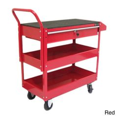 Excel 36-inch Steel Tool Cart | Overstock™ Shopping - Big Discounts on Excel Tool Organization