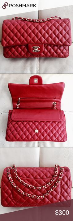 Top Quality CHANEL Medium Sizes Bag Top Quality CHANEL medium size Bag. PLEASE ASK before buying CHANEL Bags