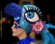 Bird makeup Halloween 2, Diy Halloween Costumes, Halloween Cosplay, Tutu Costumes, Cosplay Costumes, Bird Makeup, How To Make Decorations, Family Costumes, Children Costumes