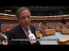 D66 leider Pechtold over het afschaffen van de referendumwet | Politiek
