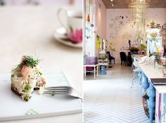 The Royal Smushi Cafe in Copenhagen