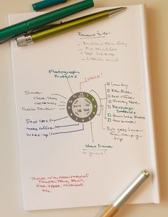 Productive Luddite New Daily Planner