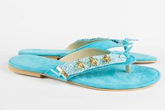 """Items similar to Jeweled leather sandal """"Sea Bliss"""" on Etsy Leather Sandals, Bliss, Sea, Jewels, Trending Outfits, Unique Jewelry, Handmade Gifts, Etsy, Collection"""