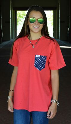 Liberty on Vermilion #FraternityCollection www.fraternitycollection.com