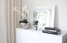 Decore sua casa com flores