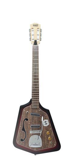 California Rebel - Redburst - Eastwood Guitars, INC