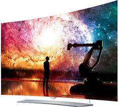 LG OLED TV - Curved