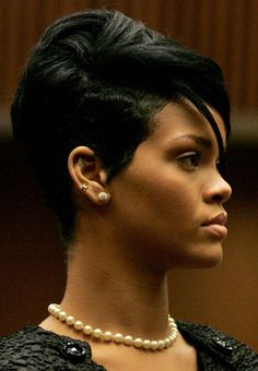 Best Natural Layered Short Hairstyles for African American