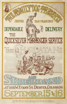 Quicksilver Messenger Service 1967