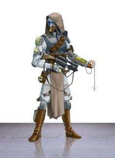 Bounty Hunter 2 by crayonslut