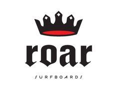 ROAR Logo Design | More logos http://blog.logoswish.com/category/logo-inspiration-gallery/ #logo #design #inspiration