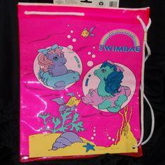 Swim bag featuring Surf Rider and Beachcomber