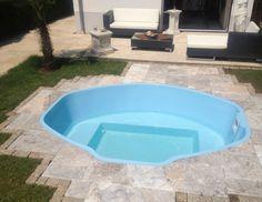 Small yard, small pool | Outside | Pinterest | Small pools, Yards ...