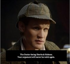 The British : Making arguments invalid since 1963. :P
