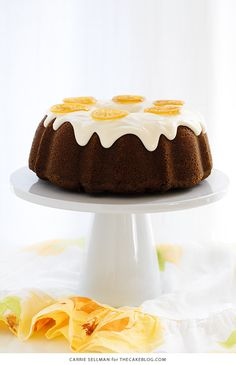 Candied Lemon Cake -