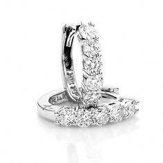 2x 925 Sterling Silver Infinity Ring Hoop Huggie Bead Charm Carrier Earring Set