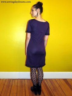 96abdff9718d Sewing Tshirt Dress Diy The Fancy T Shirt Dress Tutorial Sewing Daydreams