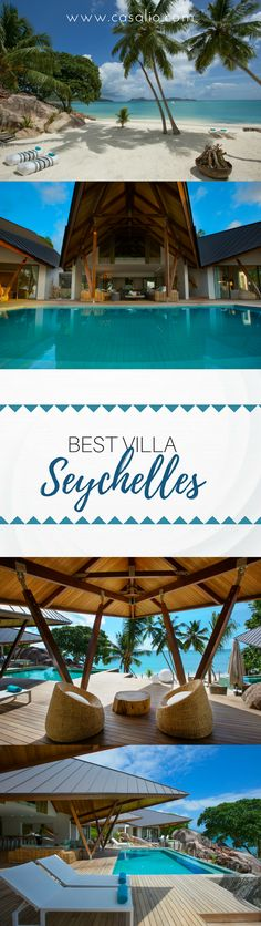 A Guide to the Best Villa in Seychelles