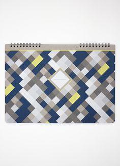 Pixel A4 Notebook by papier Tigre