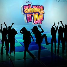 Shake It Up. (V.2) por fadeddesigns.