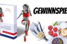 Metabolic Balance Sport Ernährungsplan gewinnen und exklusive Testerin werden!