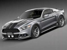 Rendering, but, if a 2015 Eleanor happens, I'm all in! Ford Mustang Eleanor, Ford Mustang Gt500, 2015 Ford Mustang, Shelby Mustang, Bmw Dealer, Gone In 60 Seconds, Modern Muscle Cars, Good Looking Cars, 3d Video