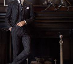 Ralph-Lauren-Purple-Lable-Pinstripe-Wool-Suit