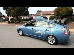 Google + Self-Driving Car Test: Steve Mahan #google #selfdrivingcar