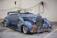 Packard - Better than a Cadillac Chevrolet Bel Air, Vintage Cars, Antique Cars, Porche 911, Automobile, Auto Retro, Roadster, Classy Cars, Cabriolet