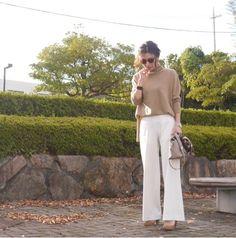 ホワイト×ベージュ♡ の画像|斎藤 寛子オフィシャルブログ 「ひろころ日記」 Powered by Ameba