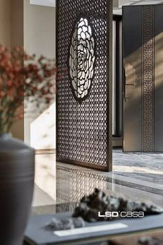 Asian Home Decor - Interesting and superb Asian touch. modern asian home decor chinese interior pin tip reference 3420546965 assigned on a time-stamp 20190117 Decor, Interior Decorating, Interior, Lobby Design, Oriental Interior, Decor Interior Design, Home Decor, Asian Interior, Asian Home Decor