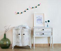 Proceso para tunear tus muebles antiguos, te encantará el cambio