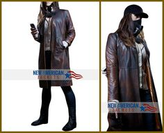 #AidenPearce #WatchDogs #Women #Coat #Jacket For #audacious #women,New American Jackets offer this spectacular Watch Dogs Aiden Pearce leather Coat Jacket. #RedHeart #Valentine #Heart #PresentsforHim #Presentsforher #amazingideas #handmade #knit #flowers #crochet #gifts #whynot #havefun #offcourse #superstar #outfit #popular #model #rockstar #singer #Gaming #bikers #colourful #jacket #Movie #Celebrity #clothes  #newfashion #outfit #leatherjacket #jacket #colourful #Clothing #singer #Gaming